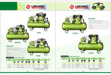 piston air compressor high and low pressure new brand
