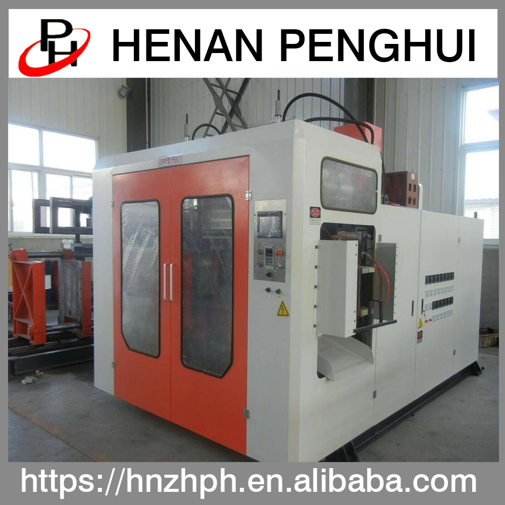 Used Plastic Bottle Injection Blow Moulding Machine
