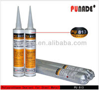 PU813 Multi-purpose one component waterproof PU sealant for auto car body