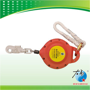 Factory Price Cheap Wire Rope Retractable Fall Arrester