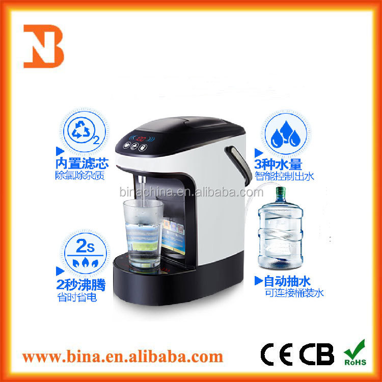 Home <strong>appliance</strong> Water purifier Instant heating type Electric Kettle