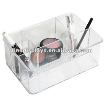 Acrylic 5 Compartment Stackable Makeup Organzier (JH-C-281)