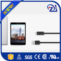 Real manufacturer directly sell usb 3.1 3.1 type c to type a usb-c type c usb cable