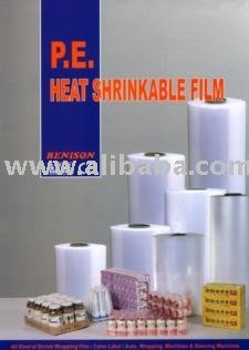 PE HEAT SHRINKABLE FILM