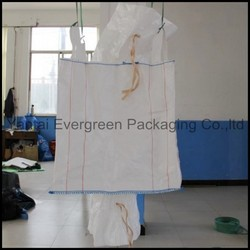 100% Raw Material 1000kg Bulk Bag 1 Ton Rice Bag / PP Jumbo Bag