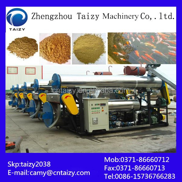 high nourishment / animals feed fishmeal making machine 0086 15736766283