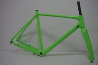 2016 Chinese carbon fiber cyclocross frameste thru-axle disc brake cyclocross frameset