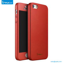 Ipaky Manufactor Design Pc Hard Phone Cover 360 Degree Full Protect Cellphone Case For Iphone 5 5S