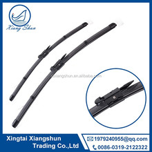 Top grade graphite coated natural rubber wiper blade,whlesale wiperblade