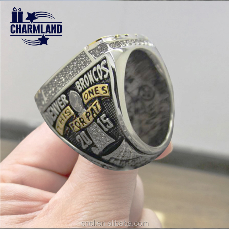 Fashion Fans Rings NCAA2015 Alabama crimson tide, replica football bowl national championship ring for Cool Man
