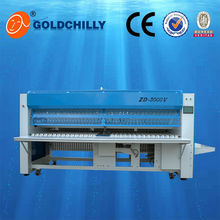 2000-3000mm commercial folding machine /bed sheet folding