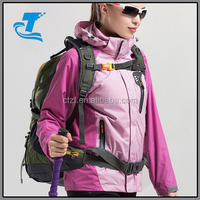 Newest High Quality Windproof and Breathable Outdoor 3 in 1 Flence Jacket Comfortable Winter Coat