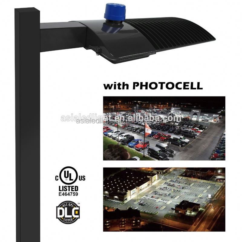 High power led remote area lighting system