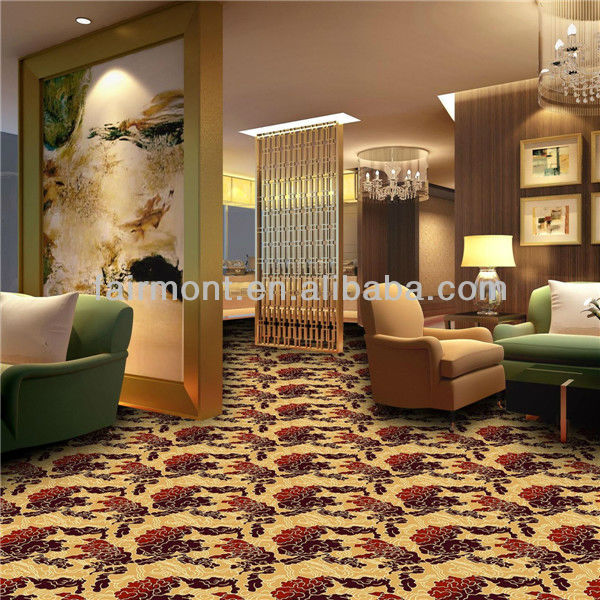 High Quality Hand Knotted Carpet K780, Customized Knotted Carpet