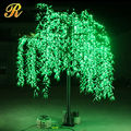 Artificial willow tree for Weeping led light