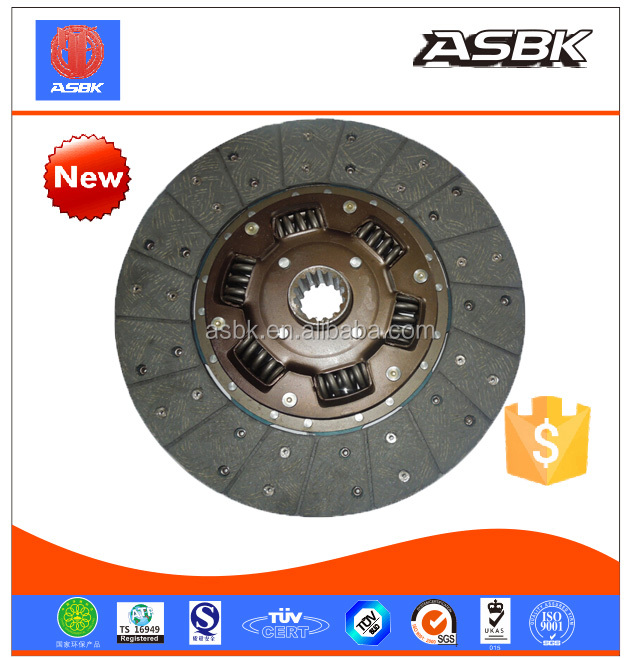 Auto car part Chinese manufacturer clutch disc for 8944602071 with high oem quality