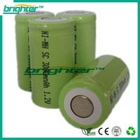gp nimh sub-c battery 3000mah