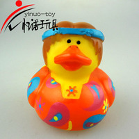 EN71 toy plastic PVC toys for kids /water toys4.5*4.5*5cm duck toy