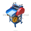 steel wire straightening and cutting machine for scrap cable wire separator