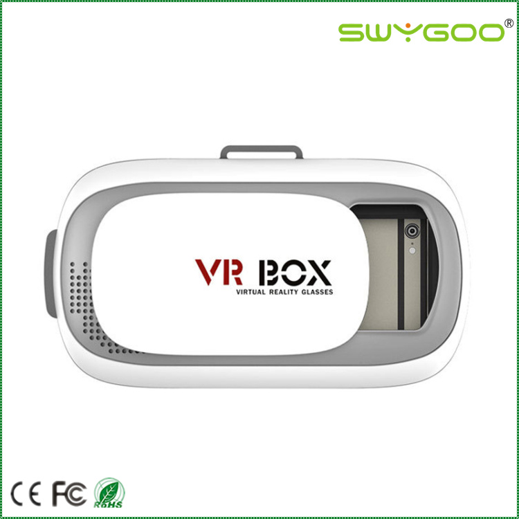 Factory price cheap good choice vt headset VR box case for mobile phones