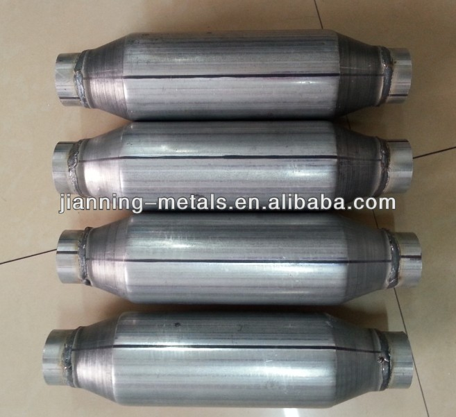 car resonator/exhaust tip exhaust system