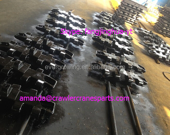 Track shoe for KOBELCO CKE1800 Crawler Crane