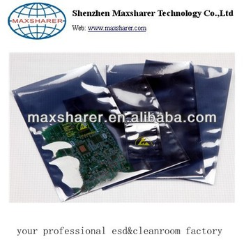 ESD antistatic shielding bag (ESD function forever)
