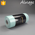 Super soft hot sale most absorbent nonwoven cleaning cloth roll