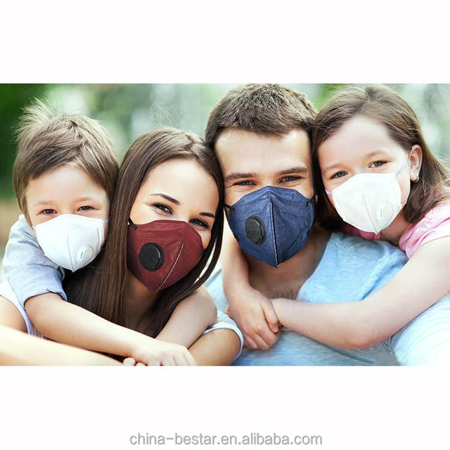 anti-smog mask for dust protective PM2.5 face mask