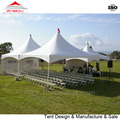6x6m white pagoda marquee tent for outdoor wedding