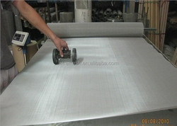 aluminum woven wire mesh/cascade coil drapery/room divider