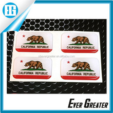 Customized 3d dome sticker , epoxy resin stickers with great quality and ROHS,SGS,over 25 experiences