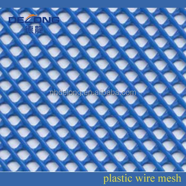 Plastic screen mesh in agriculture and aquaculture