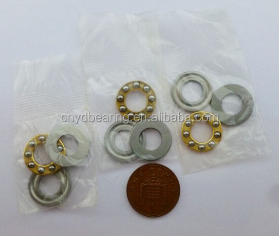 Micro Thrust ball bearings F8-16M F8-19M F9-17M F9-20M F10-18M