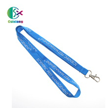 Top Sale Factory Price Customized Printed Branded Thick Lanyards For Promotion Gifts