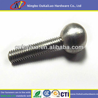 ball head screw bolt for furniture fastener