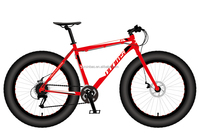 26 inch Front 3 rear 9 speeds 27 speeds Entry Level Snow Bike Fat bike