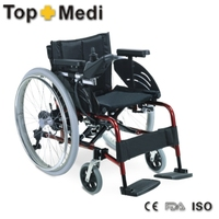 rahibilitation therapysupply lightweight electric wheelchair