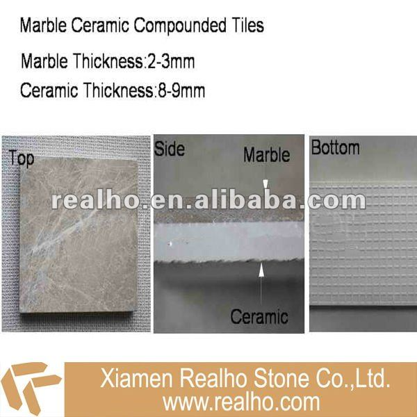 Aluminum composite facing board