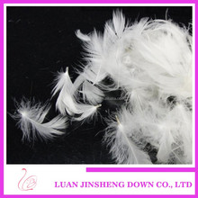 Alibaba Trading cheap dyed goose down feather /duck down feather Fluffy washable