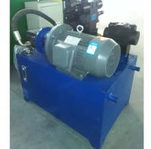 Professional CGK hydro station High Quality Mobile Hydraulic Power Pack 12 v hydraulic power pack unit