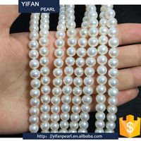 YF-30175 2015 Wholesale 13-14mm Large Freshwater Loose Baroque Pearl