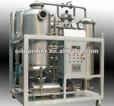 Cooking Oil Purifier, Bio diesel pretreatment plant,Oil Renewable
