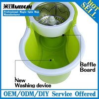 selling in supermaket Mop Bucket Super Intelligent Swivel 360 Easy Life Easy Mop