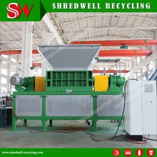 Hot Sale! Best Price Used Tire Shredder for Shredding Waste Tyre