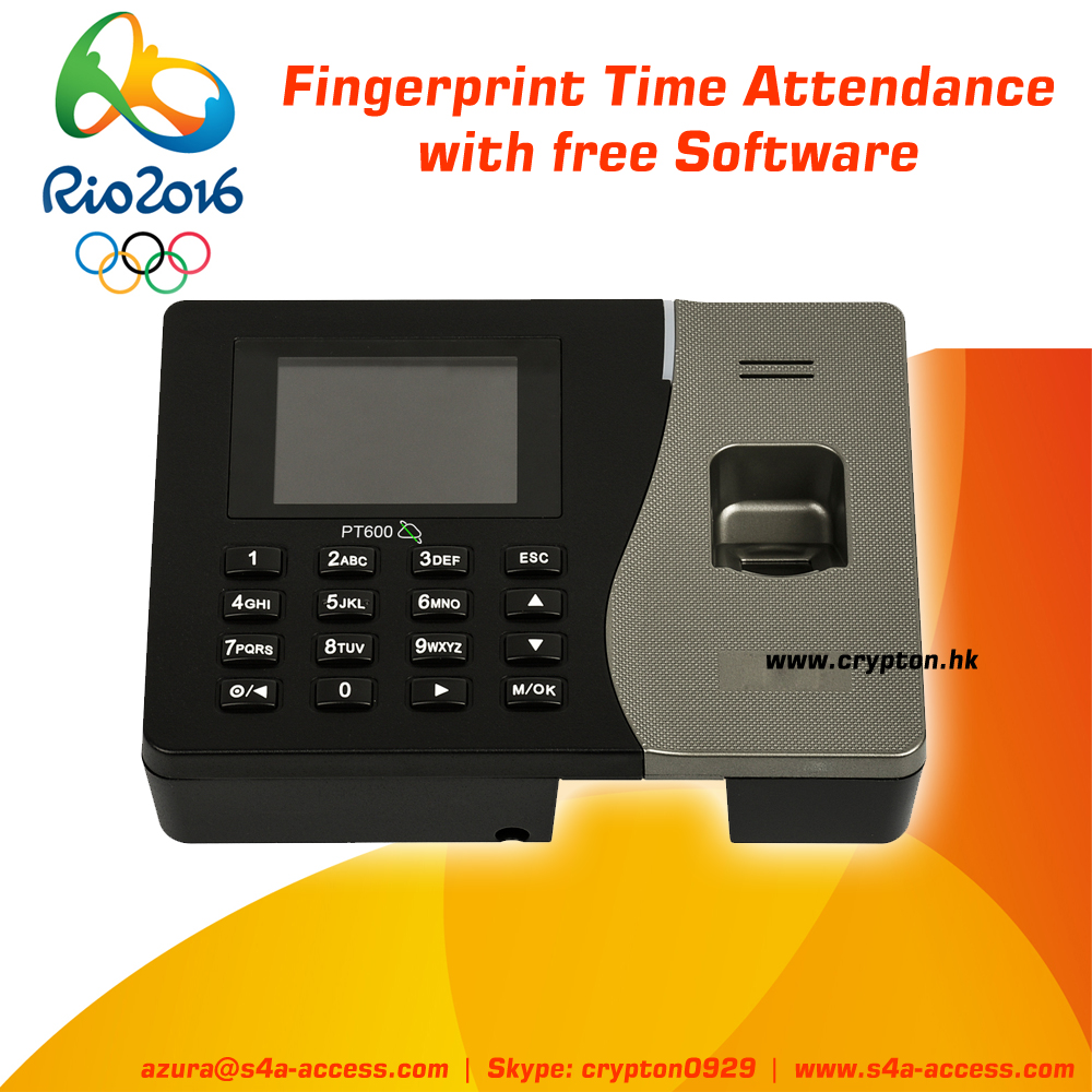 biometric time in time out finger print attendance