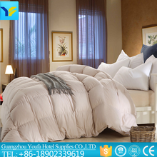 single bed Guangzhou wool polyester quilted comforter