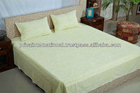 home decorative Indian handmade bedding set