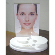 shop shelf display cosmetic products acrylic display stands