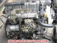 Ford-Mazda WL-Turbo Used Diesel Engine